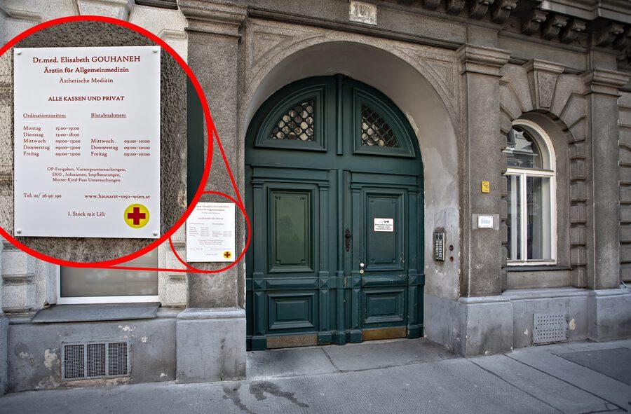Praktischer Arzt Margaretenstrasse 101 5. Bezirk Wien